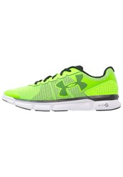 Under Armour Micro G Speed Swift Lightweight Running Shoes Hyper Green White Black Neon Green