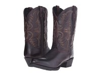 Laredo Birchwood Black Cherry Cowboy Boots Burgundy