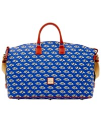 Dooney And Bourke Baltimore Ravens Weekender Purple