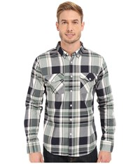 United By Blue South Plaid Green Olive Men's Clothing
