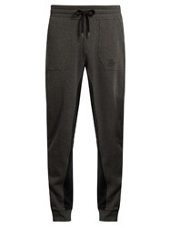 Every Second Counts Rest Day Cotton Track Pants Grey Multi
