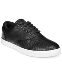 Sean John Python Print Sneakers Men's Shoes Black