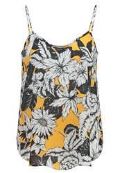 Dorothy Perkins Cami Blouse Yellow