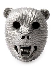 Simon Harrison 'Dionysus Bear' Ring