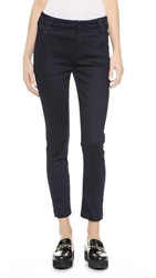 7 For All Mankind Pencil Trousers Fashion Rinse Denim