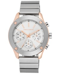 Vince Camuto Women's Stainless Steel Bracelet Watch 42Mm Vc 5249Svsv