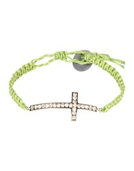 Riccardo Forconi Bracelets Light Green