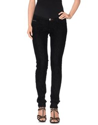 Philipp Plein Couture Denim Denim Trousers Women Black