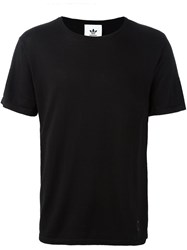 Adidas Wings Horns Knitted T Shirt Black