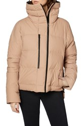 Helly Hansen Beloved Water Repellent Puffer Jacket Tuscany