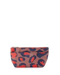 Perfect Animal Print Pouch Arizona Clay Multi Marc By Marc Jacobs