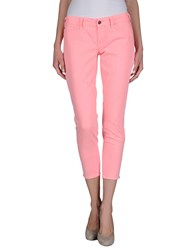 S.O.S By Orza Studio Denim Denim Trousers Women Pink