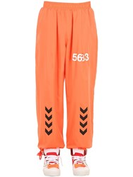 Hummel Willy Chavarria Micro Pants Orange