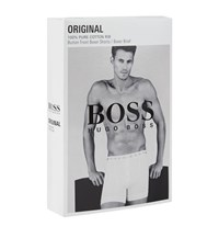 Boss Original Button Fly Boxer Shorts Male