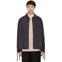 Acne Studios Black Bla Konst Segal Jacket