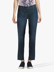 Betty Barclay And Co Five Pocket Jeans Navy