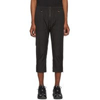 Wonders Black Lkf Cropped Trouser