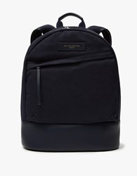 Want Les Essentiels Kastrup Backpack Navy Navy