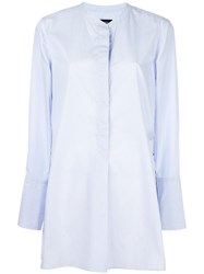 Isabel Marant Louis Shirt Blue