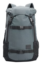 Men's Nixon 'Landlock' Backpack Grey Dark Grey