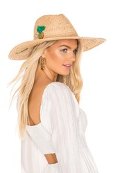 Hat Attack Tropical Party Continental Tan