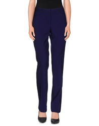 Elie Tahari Casual Pants Dark Purple