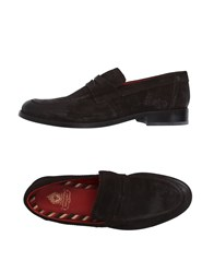 Base London Base London Footwear Moccasins Men Dark Brown