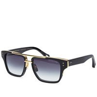 Dita Mach Three Sunglasses Black