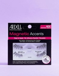 Ardell Magnetic Lashes Natural Accents 001 Magnetic 001 Clear