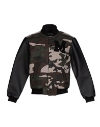 Minimal Coats And Jackets Jackets Men Military Green