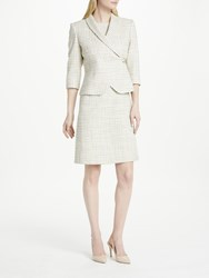 Bruce By Bruce Oldfield Tweed Fit And Flare Dress Natural