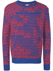 Opening Ceremony Jumper Blue