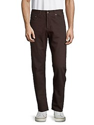 Rag And Bone Fit 3 Cotton Jeans Charcoal Can