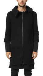 Chapter Ludvig Wool Coat Black Wool
