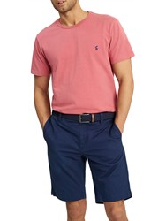 Joules Laundered Oxford Shorts French Navy