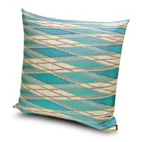 Missoni Home Vulcano Cushion 170 Blue