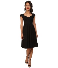 Stop Staring Billionaire Swing Dress Black Women's Dress