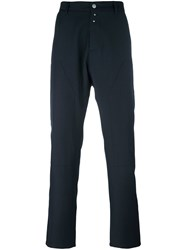 Oamc Straight Trousers Blue