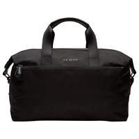 Ted Baker Wood Nylon Holdall Black