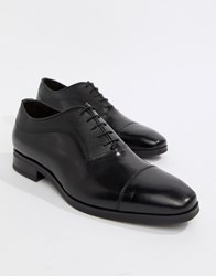 Kurt Geiger London Austin Leather Oxford Shoes Black