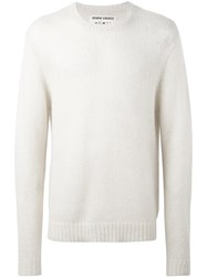 Henrik Vibskov 'Earth' Sweater Nude And Neutrals