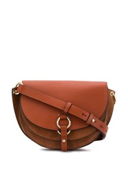 Tila March Gigi Messenger Bag Brown