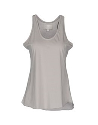 Brochu Walker Tops Light Grey