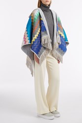 Missoni Hooded Wrap