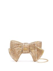 Judith Leiber Couture Bow Embellished Clutch Bag 60