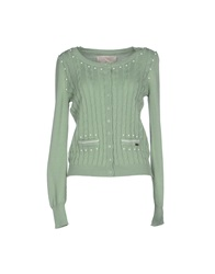Betty Blue Cardigans Light Green