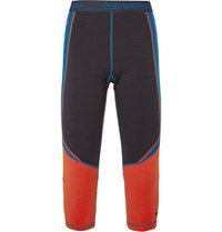 Peak Performance Heli Stretch Jersey Mid Layer Tights Blue
