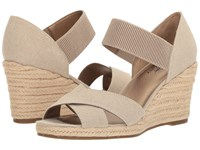 Lifestride Strut Natural Women's Sandals Beige