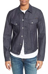 Nudie Jeans Men's Nudie 'Billy' Organic Cotton Stretch Denim Jacket