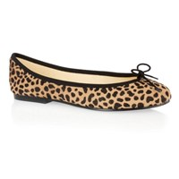 French Sole India Calf Hair
